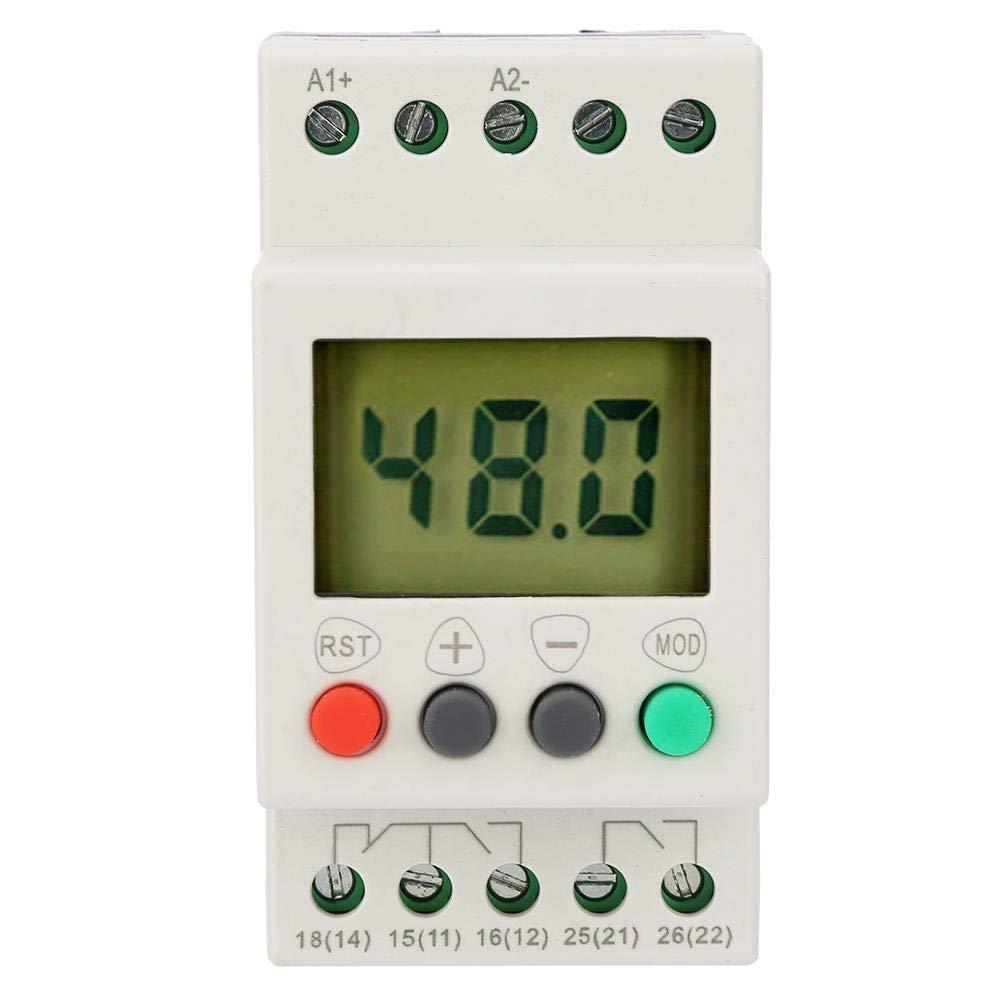 SVR1000 Single Phase Protection Relay Over-Voltage 20V-80V Under-Voltage 0.1V-30V AC/DC(AD48)