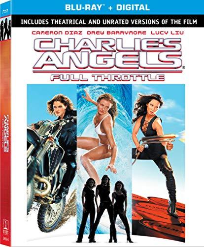 Charlie's Angels: Full Throttle [Blu-ray]