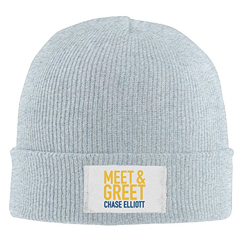 (Unisex Chase Elliott Meet & Greet Fashion Beanie Hat)