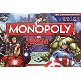 Monopoly Avengers - Deutsche Version