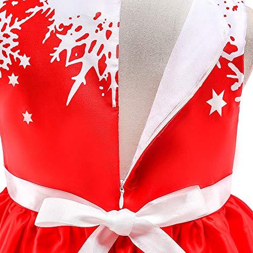 Accessoires Anniversaire Courtes Cadeau De Épaule Robe Perspective Soir Blanc Christmas Dentelle Enfants Vetement Tailleur Costume Fille Noël Deguisement Manches Hiver Angelof Du dUpxfvU