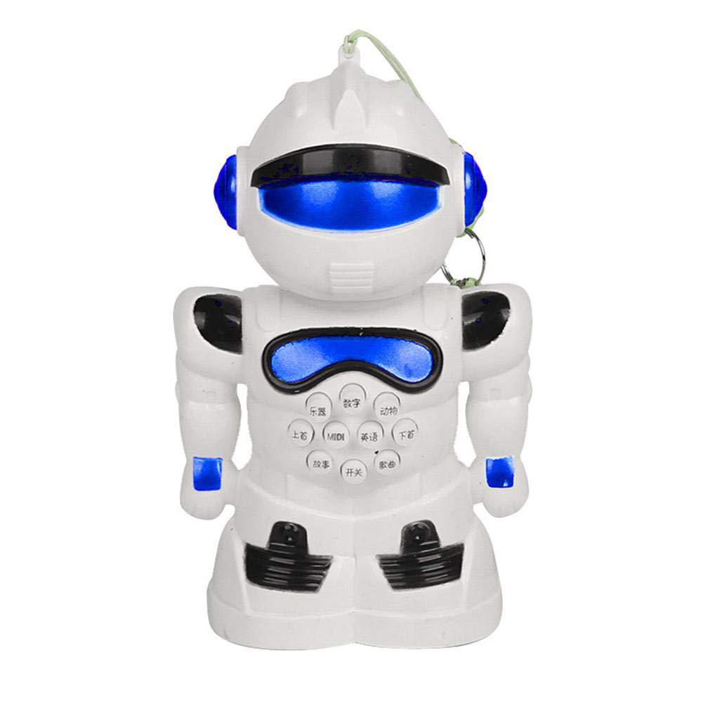Multi-fonctionnel Robot intelligent, Chargement des jouets pour enfants, Garçon dansant robot télécommandé, modèle de robot, jouet pour enfants , Jouets interactifs personnels superbes, jouez avec vo