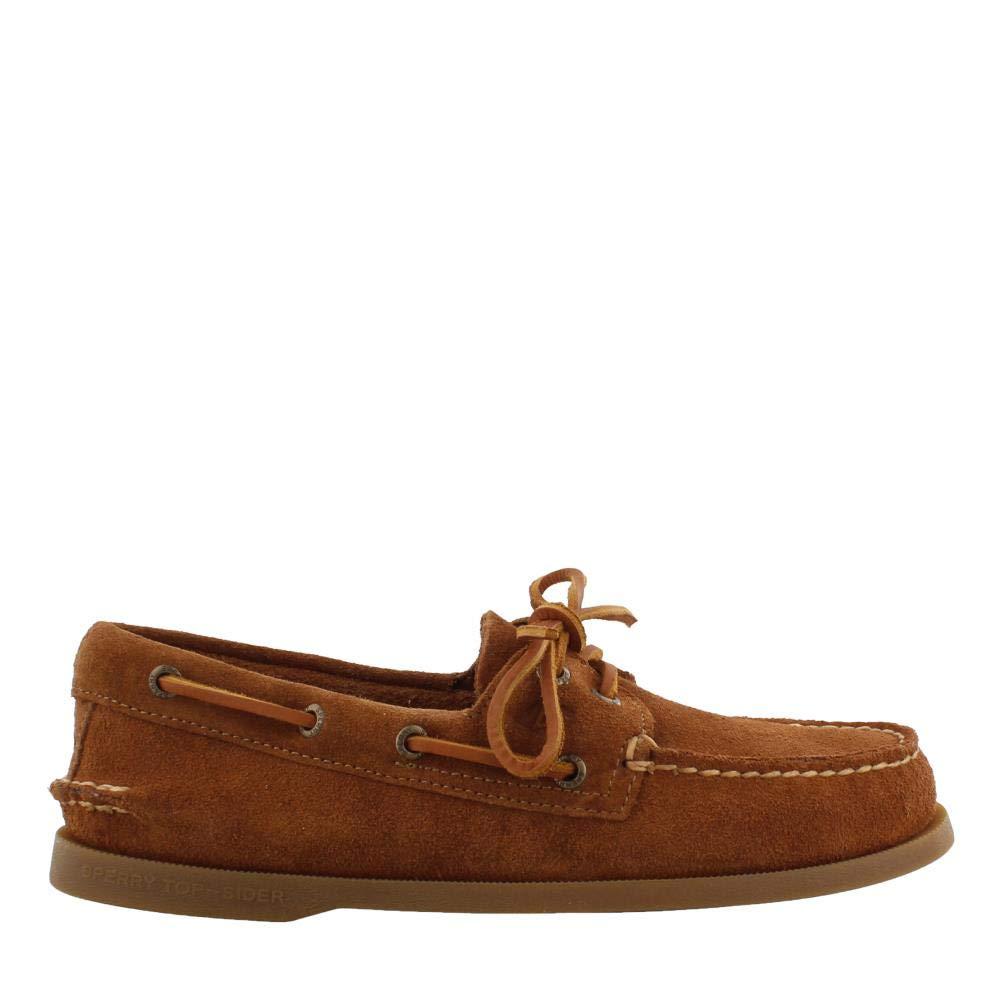 d3b35d61f40d9 Sperry Top-Sider Sperry Authentic Original Suede Boat Shoe Men 11.5 Dark Tan