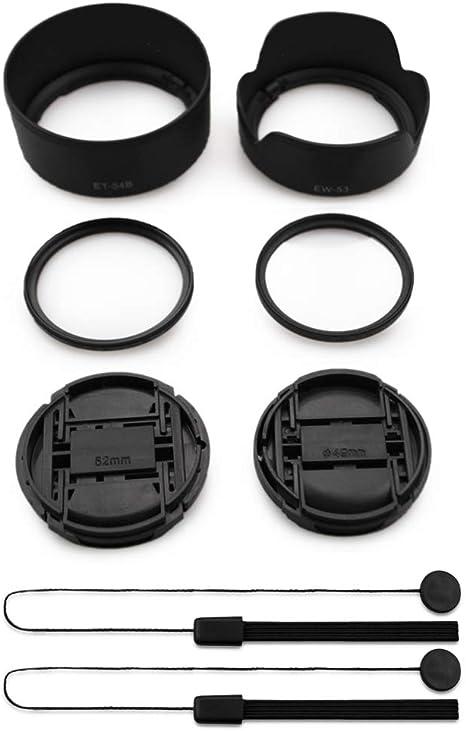 kinokoo Kit de Accesorios de Lentes de cámara con Filtro UV de ...