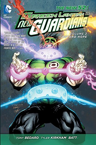 Green Lantern: New Guardians Vol. 2: Beyond Hope (The New 52) (Lantern Sale)