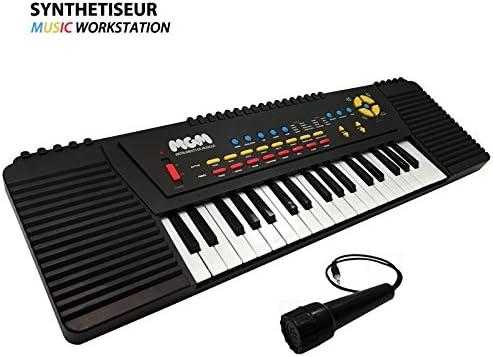 Sintetizador eléctrico de 37 teclas, piano profesional ...