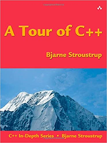 A Tour of C++ (C++ In-Depth)