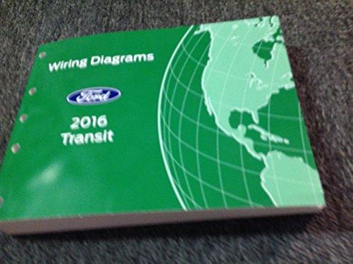 2016 Ford Transit VAN Electrical Wiring Diagram Troubleshooting Manual EWD