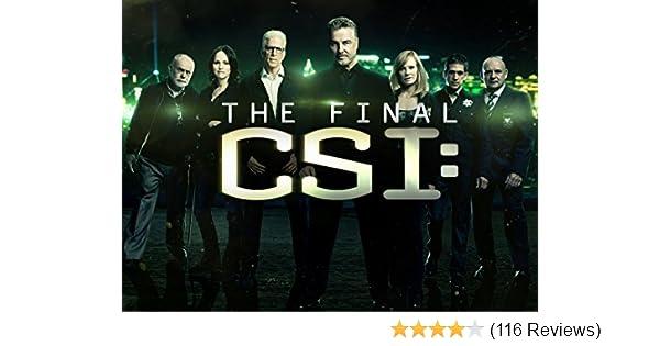 Amazon Com Watch Csi Crime Scene Investigation The Final Episodes