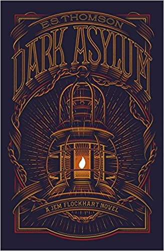 Image result for dark asylum e s thompson