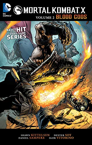 Mortal Kombat X Vol. 2: Blood Gods]()