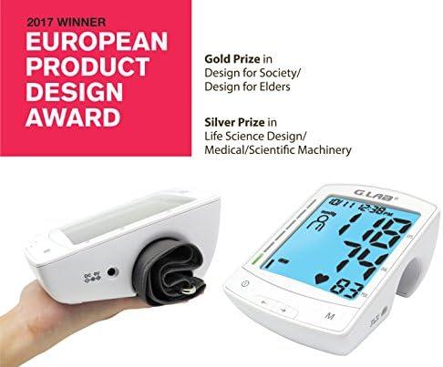 G.LAB Digital Automatic MD2010 Upper Arm Cuff Blood Pressure Monitor 51xVNIjgsXL