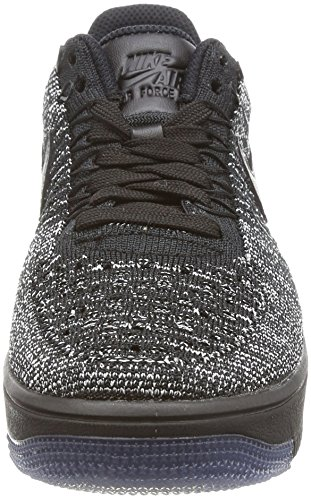 Nero MainApps Low 1 Air Force NIKE Flyknit Grigio qTf0SWwn