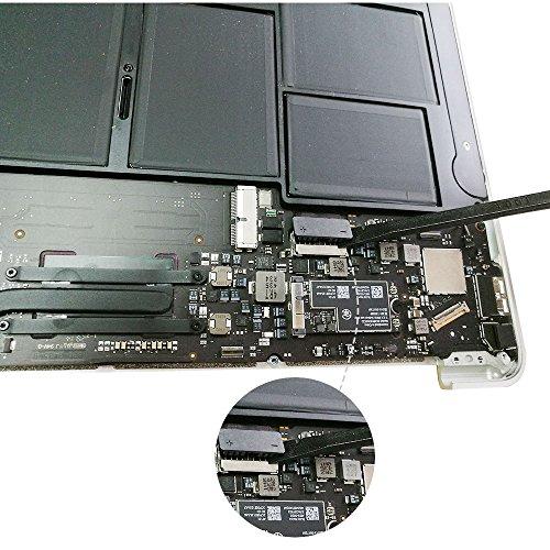QNINE Screwdrivers Set 6pcs Repair Tool Kit for MacBook Air & Pro, fit All Old or Retina Display Models A1278 A1286 A1297 A1425 A1502 A1398 A1465 A1466 A1369 A1370 A1534 by QNINE (Image #5)
