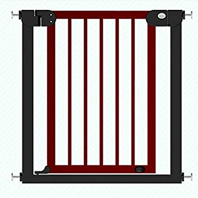 Barrera seguridad Puertas de Madera para bebés: Puerta de Seguridad para niños, barandilla de Escalera, Cerca de bebé, barandilla de Aislamiento, Ancho 76-153cm Barandilla Resistente a los Golpes: Amazon.es: Hogar