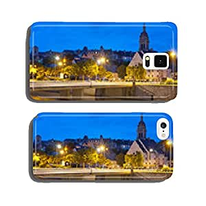 Le Mans at a summer night cell phone cover case iPhone5