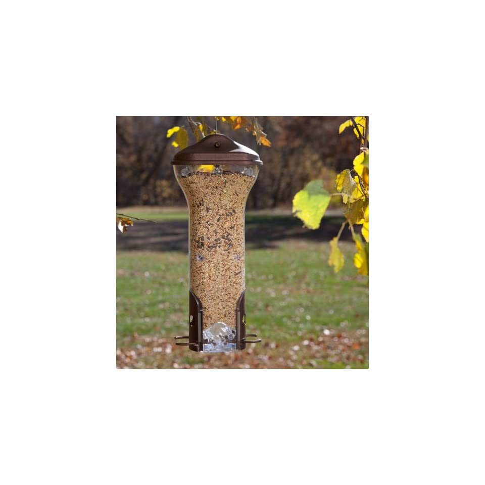 Wild Bird Breakaway Squirrel Proof Bird Feeder Patio, Lawn & Garden