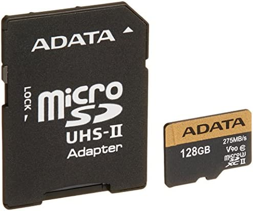 Adata Premier One V90 128gb Microsdxc Speicherkarte Computer Zubehör
