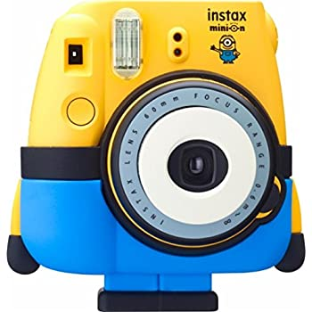 0994ab46f Amazon.com   Fujifilm 16556348 Minion Instax mini 8 Instant Film ...