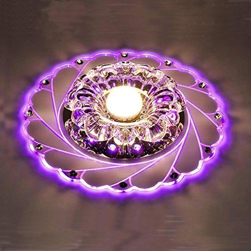 Purple Led Ceiling Lights