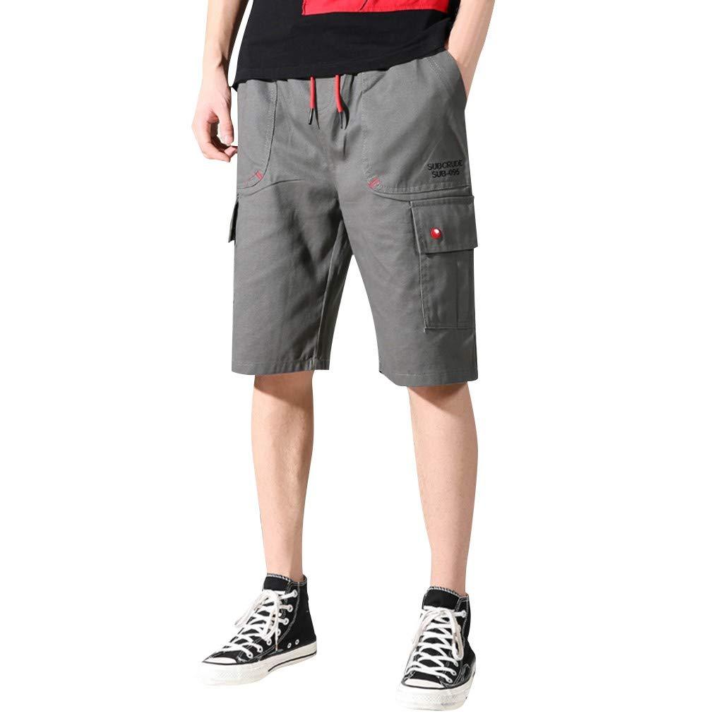 MURTIAL Comfy Pants Striped Pants tra Pants Men Kids ski Pants Boho Pants Mens Yoga Pants Harem Pants Snow Pants Gray