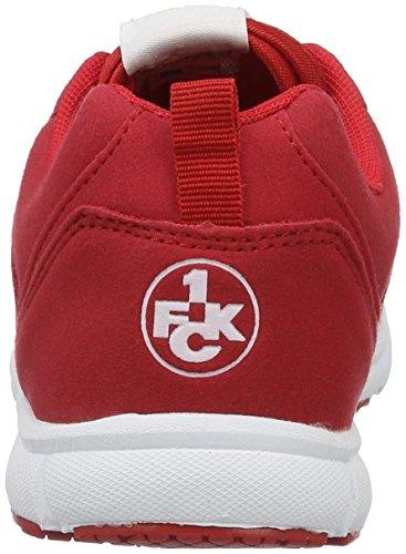 KangaROOS Nara, Zapatillas Unisex Niños Rot (devil Red)
