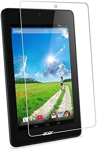 """Clear Tablet Screen Protector Guard For 7/"""" Acer Iconia One 7 Pack Of 1"""