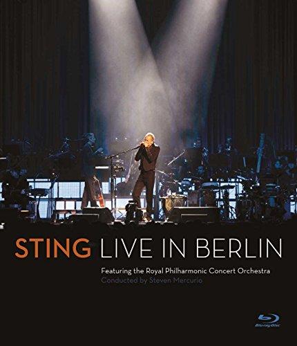 Sting Live In Berlin [Blu-ray] (Shop In Berlin)