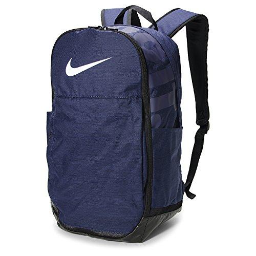 bf7176177570 Amazon.com  Nike New Brasilia (Extra-Large) Training Backpack Black Black White   Clothing