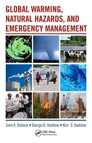 Download Global Warming, Natural Hazards, and Emergency Management Pdf