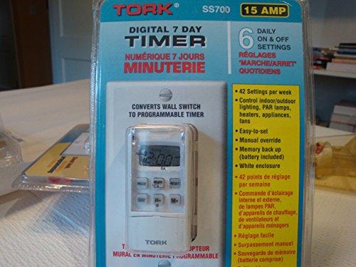 UPC 786261140166, Tork SS700 Digital 7 Day Timer