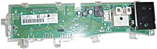 Modulo electronico Lavadora Edesa ROMANL1018 LB6W284A5: Amazon.es