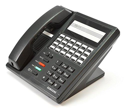 (DCS 24 Button standard telephone black)