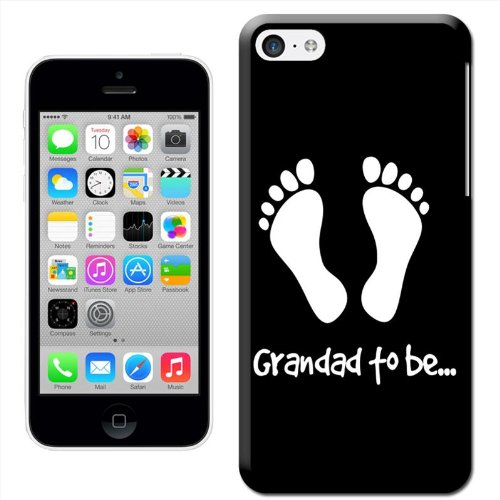 Fancy A Snuggle Be 'Granddad à Coque arrière rigide à clipser pour Apple iPhone 5C