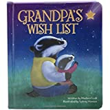 Grandpa's Wish List: Children's Board Book (Love You Always)