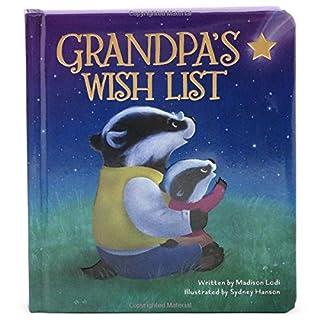 Grandpa's Wish List: Children's Board Book (Love You Always)
