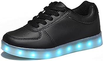 Husks Ware Kids LED Light Up Shoes