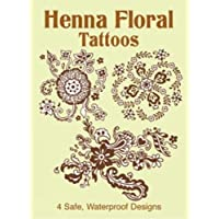 Henna Floral Tattoos