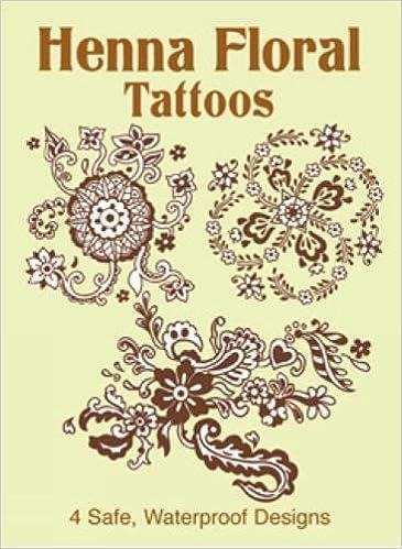 henna floral tattoos dover tattoos