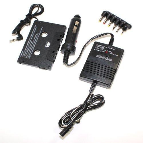Nexxtech Cassette and Power Adapter Kit