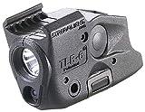 Streamlight TLR-6 Tactical Pistol Mount Flashlight 100 Lumen Only for Glock Railed Hand Guns