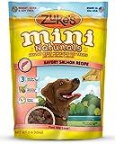 Zuke's Mini Naturals Dog Treats Savory Salmon Recipe, 16-Ounce