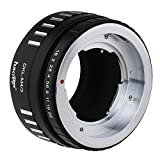 Haoge Lens Mount Adapter for Voigtlander Retina DKL mount Lens to Micro Four Thirds System M4/3 M43 Camera