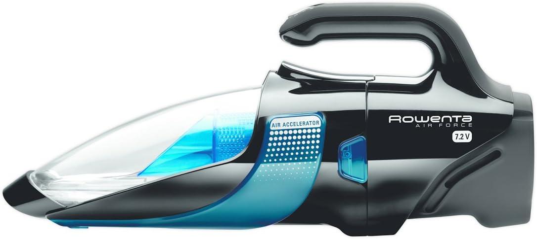 Rowenta Air Force Litio - Aspirador de mano 7,2 V: Amazon.es: Hogar