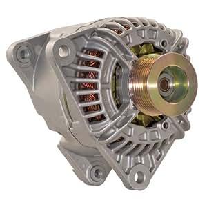 for a dodge ram 2500 alternator wiring diagram amazon.com: lactrical alternator for dodge ram 1500 2500 ...
