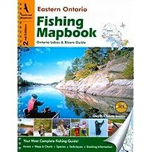 Eastern Ontario Fishing Mapbook: Ontario Lakes & Rivers Guide