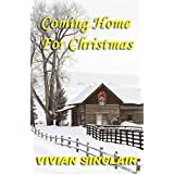 Coming Home For Christmas (Return To Wyoming Book 2)