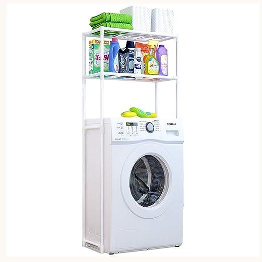 Machine shelf Bastidores de la lavadora del cuarto de baño Estante ...