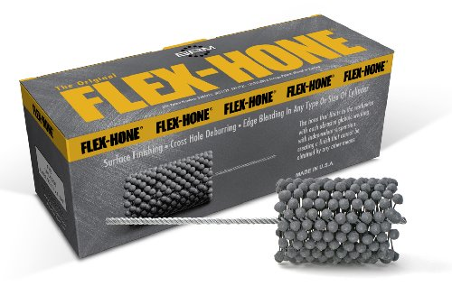 Brush Research FLEX-HONE Cylinder Hone, GBD Series, Silicon Carbide Abrasive, 4
