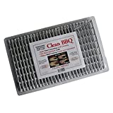 Clean BBQ - Disposable Aluminum Grill Liner. Set of 24 Sheets of Grill Topper (2)